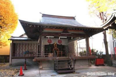 池尻稲荷神社(世田谷区池尻)18