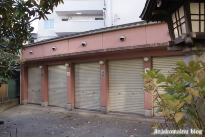 池尻稲荷神社(世田谷区池尻)22