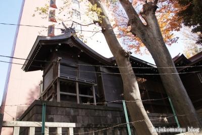 池尻稲荷神社(世田谷区池尻)23