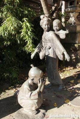 池尻稲荷神社(世田谷区池尻)11