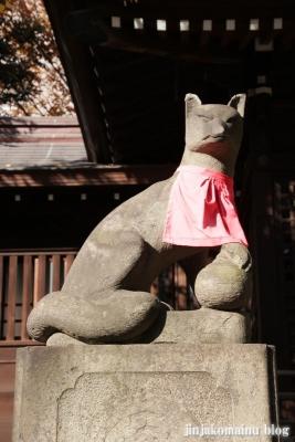池尻稲荷神社(世田谷区池尻)15