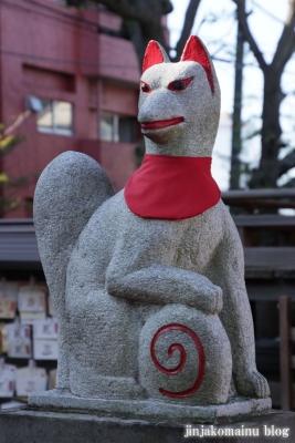 久富稲荷神社(世田谷区新町)9