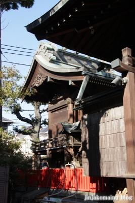 久富稲荷神社(世田谷区新町)17