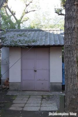 久富稲荷神社(世田谷区新町)18