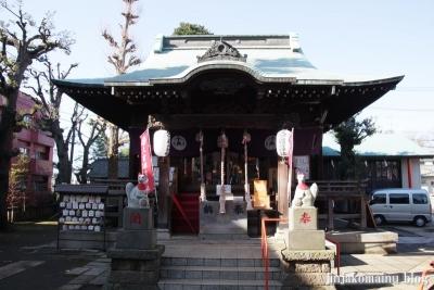 久富稲荷神社(世田谷区新町)7
