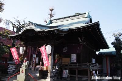 久富稲荷神社(世田谷区新町)11