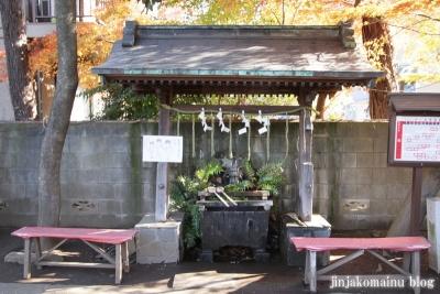 久富稲荷神社(世田谷区新町)12