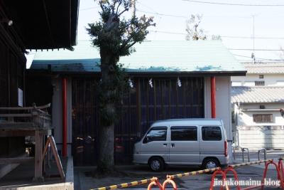 久富稲荷神社(世田谷区新町)13