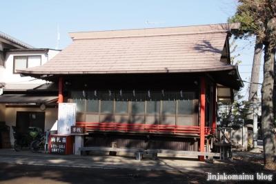 久富稲荷神社(世田谷区新町)14
