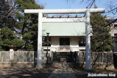 上町天祖神社(世田谷区世田谷)3