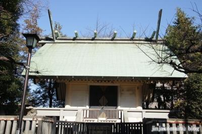 上町天祖神社(世田谷区世田谷)4