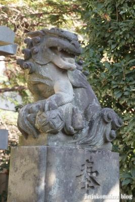 上町天祖神社(世田谷区世田谷)6