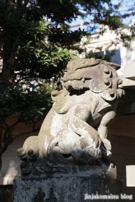 上町天祖神社(世田谷区世田谷)7