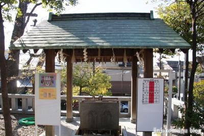 代田八幡神社(世田谷区代田)5
