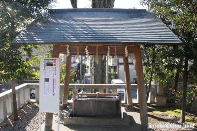 代田八幡神社(世田谷区代田)6