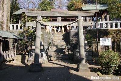 代田八幡神社(世田谷区代田)7