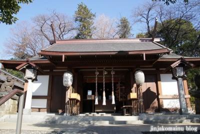 代田八幡神社(世田谷区代田)11