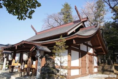 代田八幡神社(世田谷区代田)12