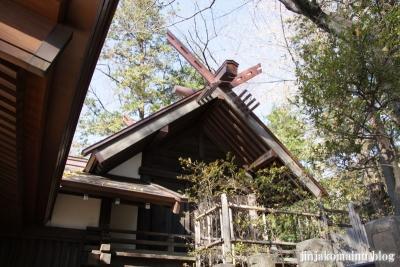 代田八幡神社(世田谷区代田)13