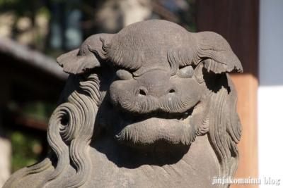 代田八幡神社(世田谷区代田)25