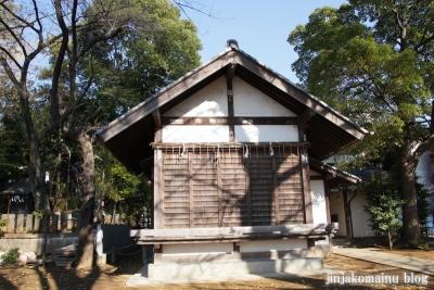 代田八幡神社(世田谷区代田)27