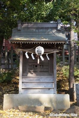 代田八幡神社(世田谷区代田)14