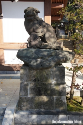 代田八幡神社(世田谷区代田)15