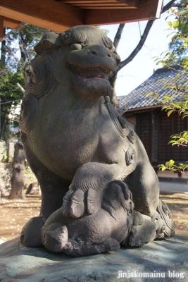 代田八幡神社(世田谷区代田)16