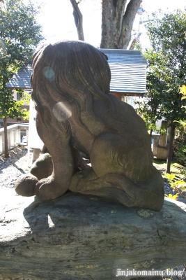 代田八幡神社(世田谷区代田)21