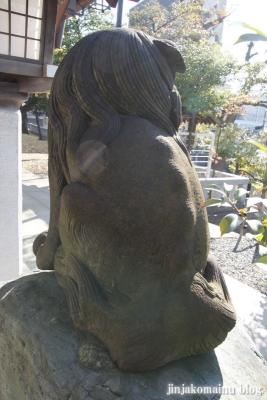 代田八幡神社(世田谷区代田)22