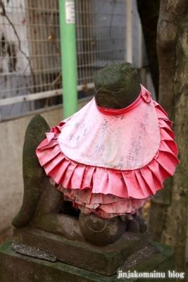 松葉稲荷神社(世田谷区松原)7