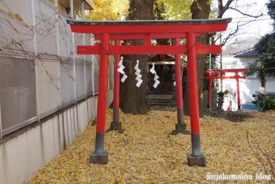松葉稲荷神社(世田谷区松原)3