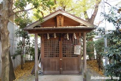 松葉稲荷神社(世田谷区松原)8