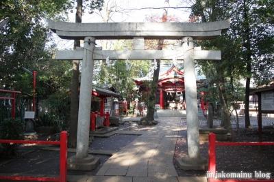 赤堤六所神社(世田谷区赤堤)3