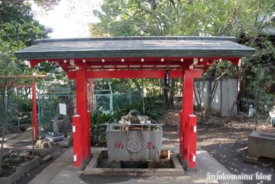 赤堤六所神社(世田谷区赤堤)4