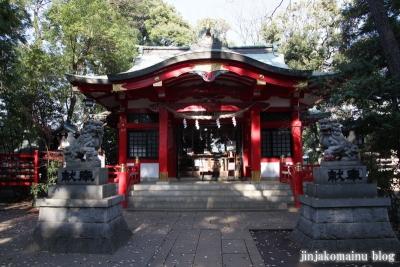 赤堤六所神社(世田谷区赤堤)5