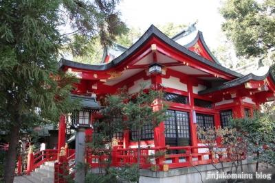 赤堤六所神社(世田谷区赤堤)9