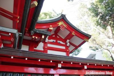 赤堤六所神社(世田谷区赤堤)10