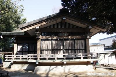 赤堤六所神社(世田谷区赤堤)11
