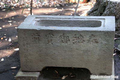 赤堤六所神社(世田谷区赤堤)29