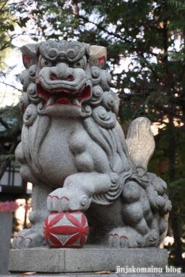 赤堤六所神社(世田谷区赤堤)6