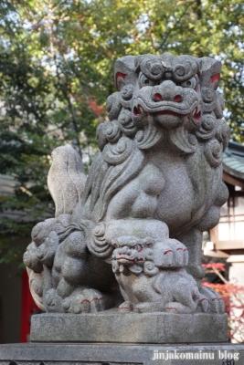赤堤六所神社(世田谷区赤堤)7