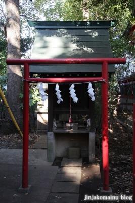 赤堤六所神社(世田谷区赤堤)12