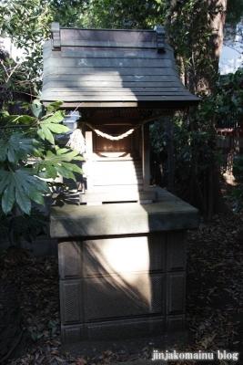 赤堤六所神社(世田谷区赤堤)26