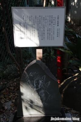 赤堤六所神社(世田谷区赤堤)31