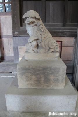 赤堤六所神社(世田谷区赤堤)14