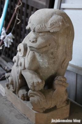 赤堤六所神社(世田谷区赤堤)19