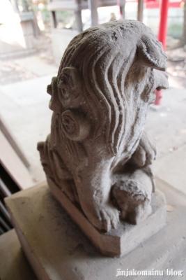 赤堤六所神社(世田谷区赤堤)16