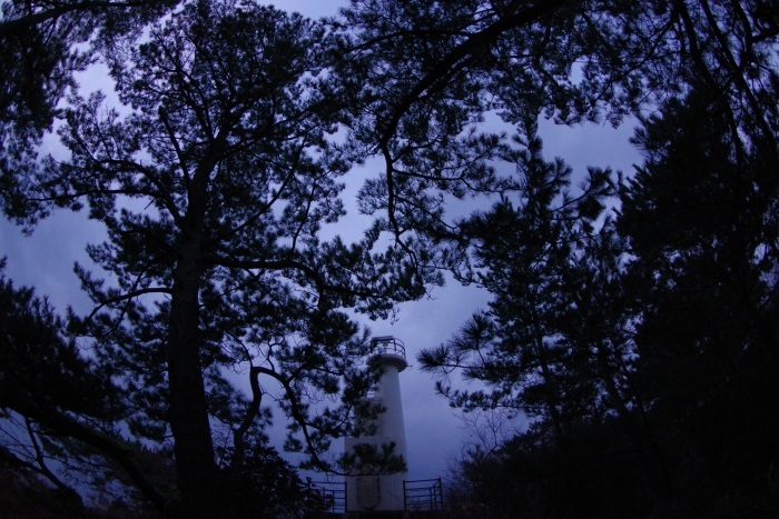 虎ヶ崎灯台