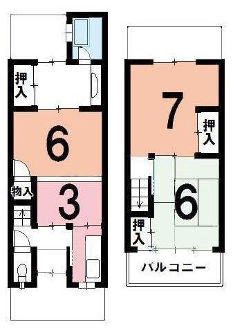 980 松尾木ノ曽町 53.63 (愛京住宅)